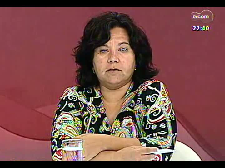 Conversas Cruzadas - Novos direitos das empregadas domésticas - Bloco 3 - 27/03/2013