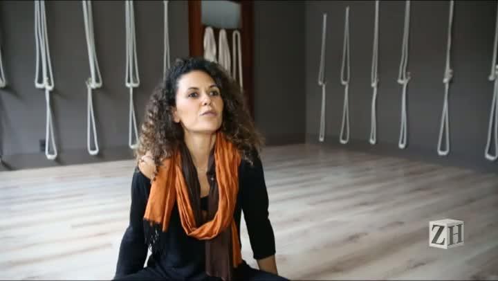Conheça uma história de vida modificada pelo ioga