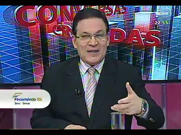 Conversas Cruzadas - Representantes das juventudes de PT, PSDB, PDT e PSTU avaliam os protestos pelo país - Bloco 3 - 21/06/2013