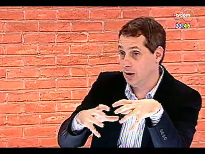 Mãos e Mentes - diretor da Traduzca, Lauro Kahl - Bloco 2 - 15/07/2013