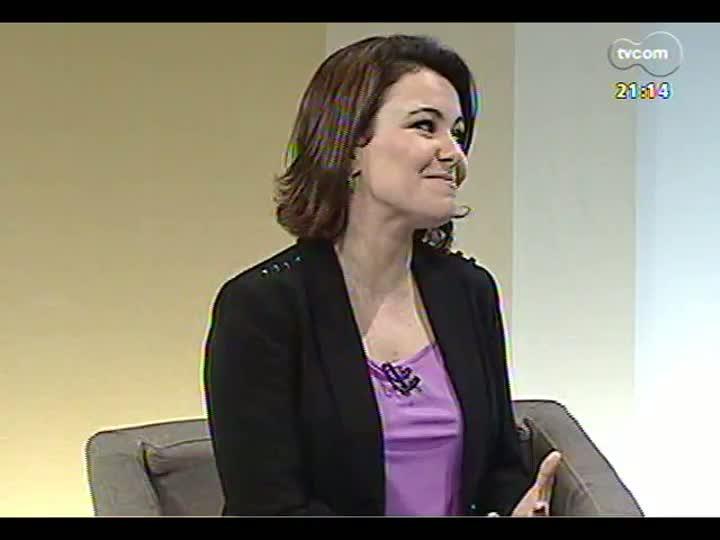 TVCOM Tudo Mais - Repórter Sabrina Thomazi fala da despedida da JMJ e a impressão que o papa deixou