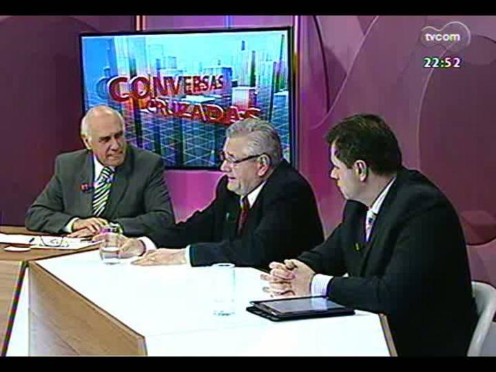 Conversas Cruzadas - Debate sobre a falta de mão de obra qualificada - Bloco 3 - 08/08/2013