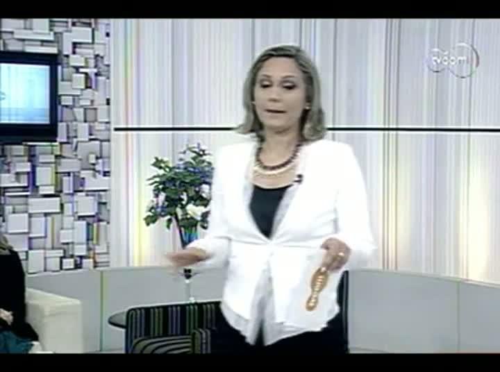 TVCOM Tudo Mais - Quadro Moda E Estilo - 1º Bloco – 27-08-2013