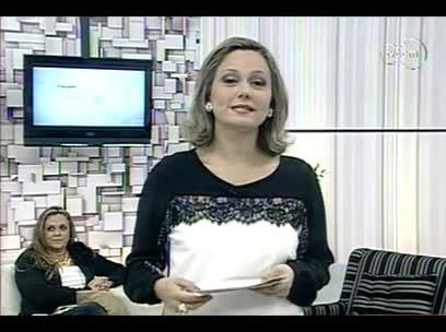 TVCOM Tudo Mais - Quadro Agenda Cultural - 1º bloco – 06/09/2013