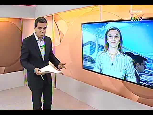 TVCOM 20 Horas - Entrevista com o governador Tarso Genro sobre o crescimento expressivo da economia gaúcha - Bloco 2 - 10/09/2013