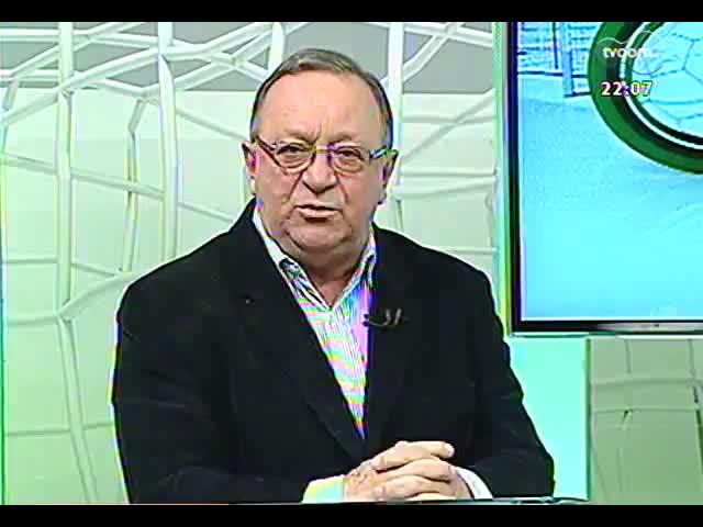 Bate Bola - Repercussão de toda rodada do Campeonato Brasileiro 2013 - Bloco 3 - 22/09/2013