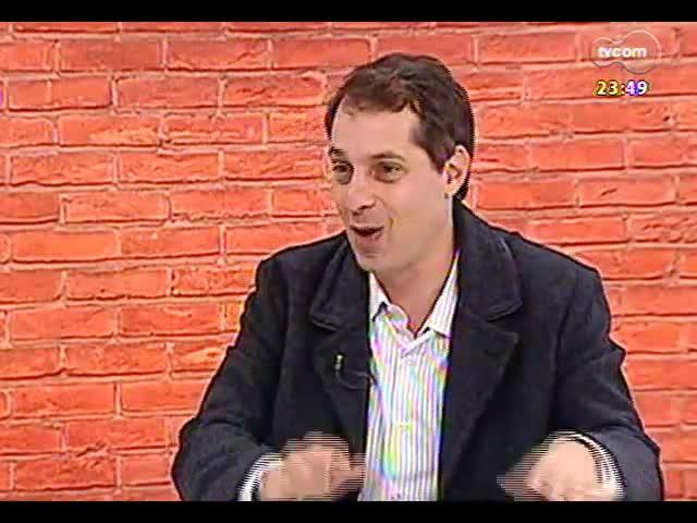 Mãos e Mentes - Sócio da Consultora PwC Brasil, Carlos Biedermann - Bloco 3 -25/09/2013