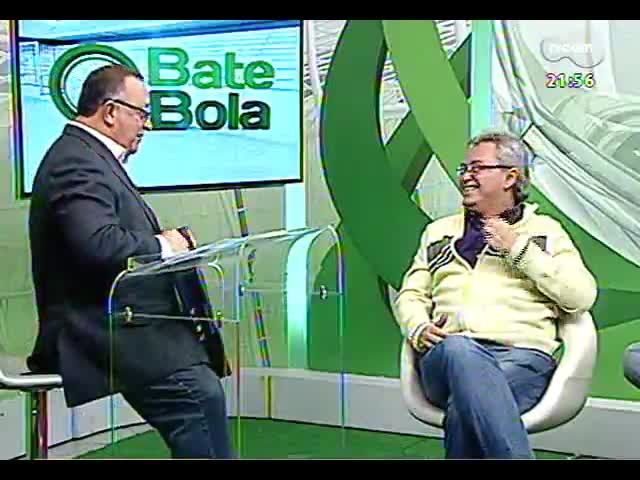 Bate Bola - Repercussão de toda rodada do Campeonato Brasileiro 2013 - Bloco 3 - 06/10/2013