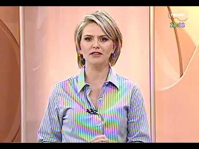 TVCOM 20 Horas - \'Soltos para o crime\': O ranking do prende e volta no sistema penitenciário do RS - Bloco 1 - 16/10/2013