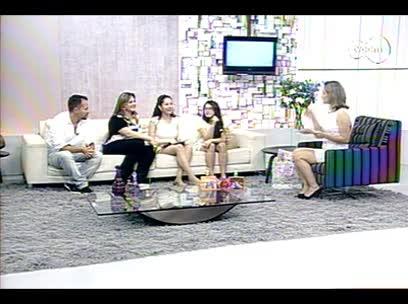 TVCOM Tudo Mais - Desfile De Moda Teen e a Blogueira Ana Lia- 4º bloco – 17/10/2013