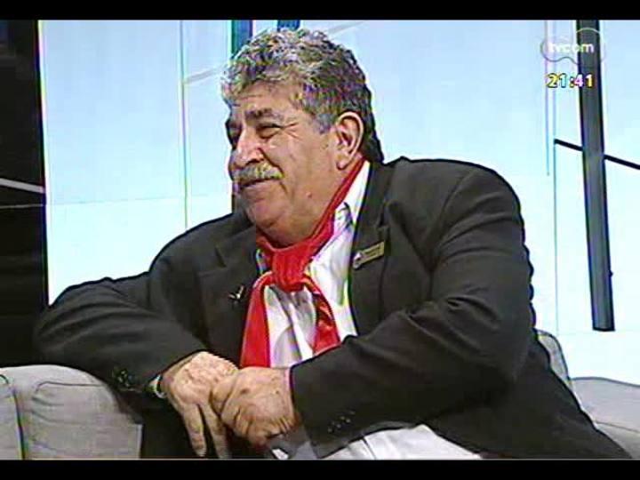 TVCOM Tudo Mais - Conversa com o presidente do MTG, Erival Bertolini, sobre o Enart