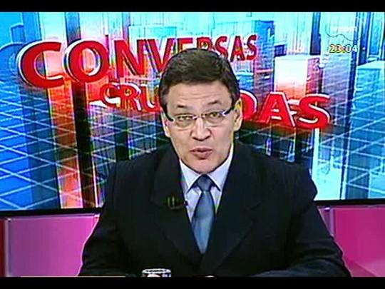 Conversas Cruzadas - Entrevista com o juiz João Ricardo dos Santos Costa, novo presidente da Associação dos Magistrados Brasileiros - Bloco 4 - 29/11/2013