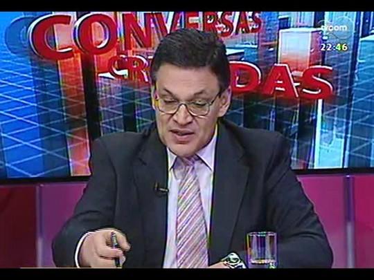 Conversas Cruzadas - Vereadores da Capital fazem um balanço das atividades legislativas de 2013 - Bloco 3 - 05/12/2013