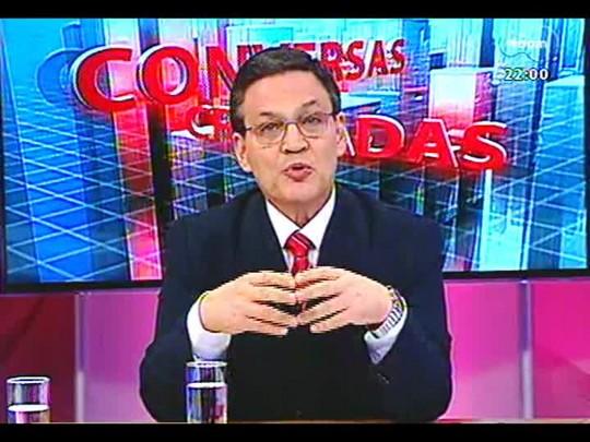 Conversas Cruzadas - O acúmulo de processos no Judiciário gaúcho. O que é possível fazer? - Bloco 1 - 06/12/2013