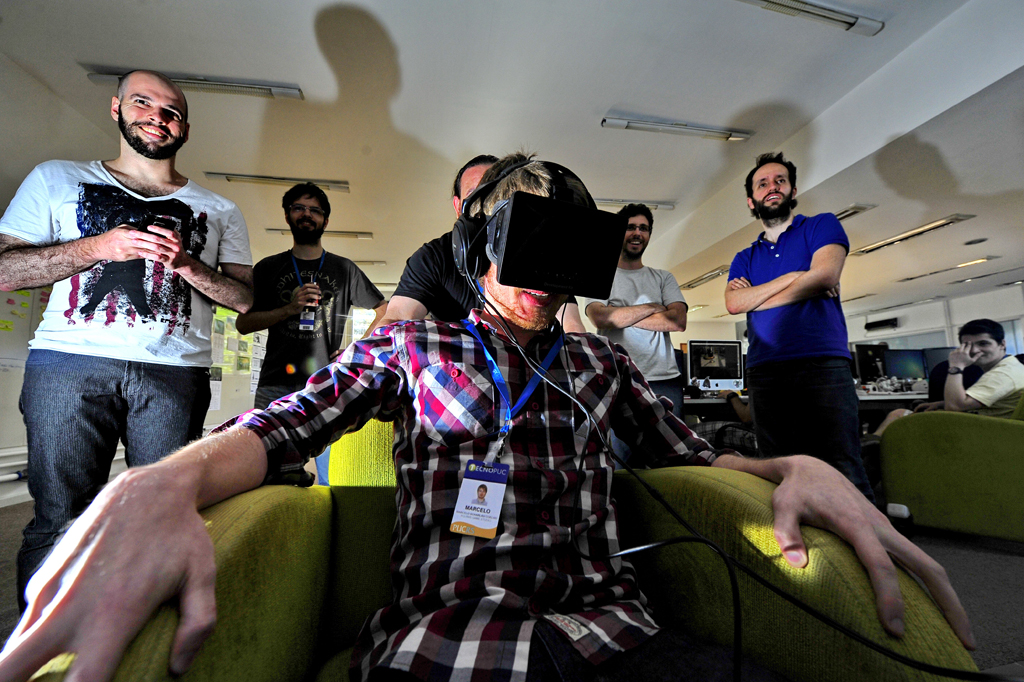 Oculus Rift: a imersão que os gamers sonhavam chegou
