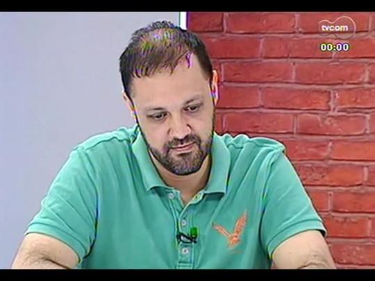 Mãos e Mentes - Delegado responsável pelo inquérito no caso da Boate Kiss, Marcelo Arigony - Bloco 3 - 17/12/2013