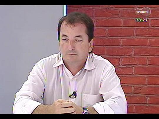 Mãos e Mentes - Repórter especial do jornal Zero Hora Humberto Trezzi - Bloco 3 - 19/01/2014
