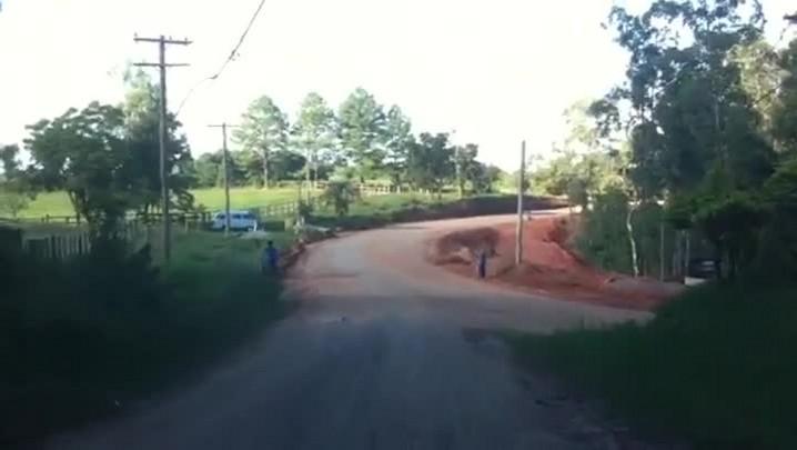 Prevista para janeiro, obra do viaduto da RS-118 em Viamão não sai do papel - 07/03/2014