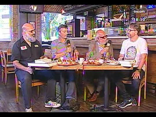 Café TVCOM - Conversa sobre ditadura e literatura - Bloco 3 - 15/03/2014