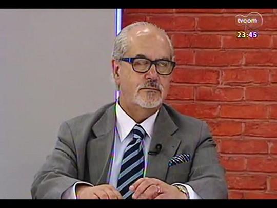 Mãos e Mentes - Secretário de Estado da Cultura do RS, Luiz Antônio de Assis Brasil - Bloco 3 - 04/04/2014