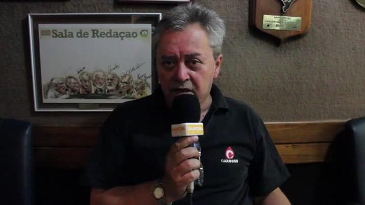 Wianey Carlet e Guerrinha falam sobre a estreia da dupla no Brasileirão - 18/04/2014