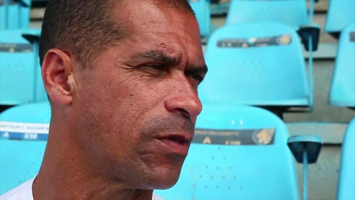 Treinador Pingo do Avaí revela as expectativas para a Série B