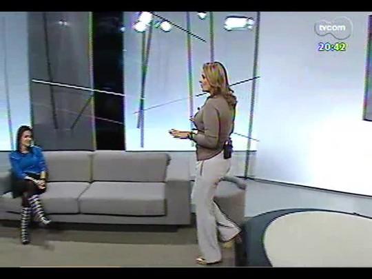 TVCOM Tudo Mais - Fernanda Pandolfi fala de programação bacana no Moinhos de Vento no final de semana