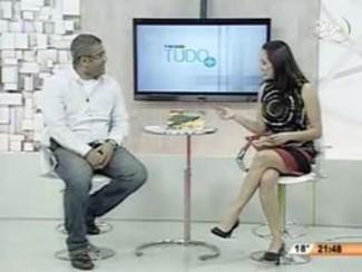 TVCOM Tudo+ - Lançamento Livro Gastronomia - 18.08.14