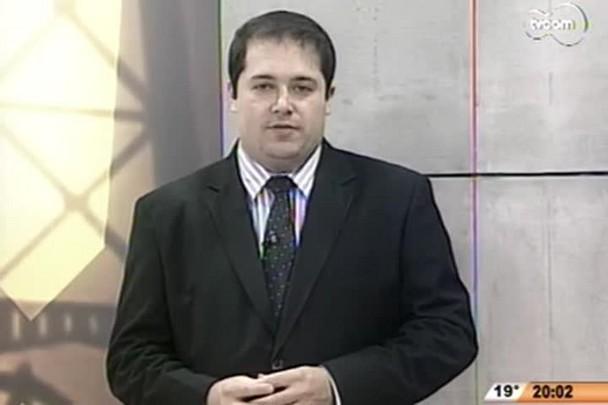 TVCOM 20 Horas - Projeto da Epagri cria selo de qualidade das ostras de SC - 1º Bloco - 12/09/14