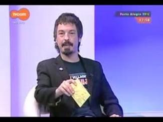 Programa do Roger - Gaspo Harmônica, músico - Bloco 2 - 16/09/2014