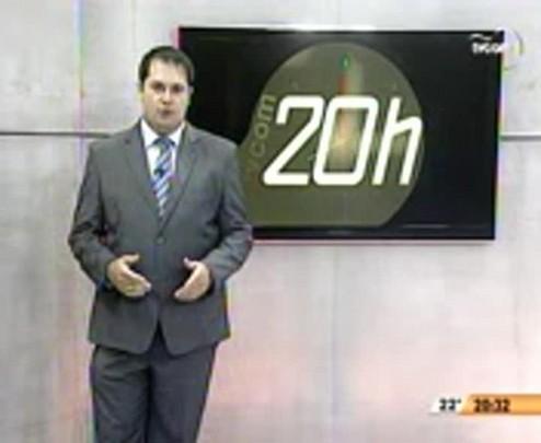TVCOM 20h - Reaproveitamento do lodo na agricultura e para energia - 2ºbloco - 09.10.14