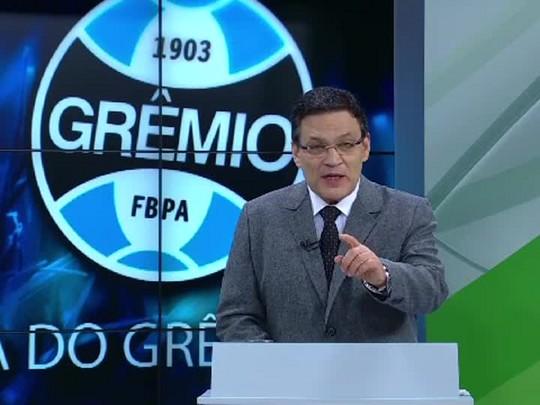 TVCOM - Debate com candidatos à presidência do Grêmio - Bloco 3 - 17/10/2014
