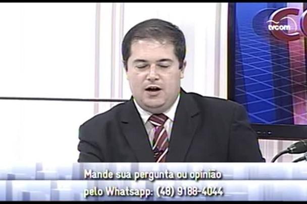 Conversas Cruzadas - Foi aprovada PEC que reduz maioridade penal - 2ºBloco - 31.03.15