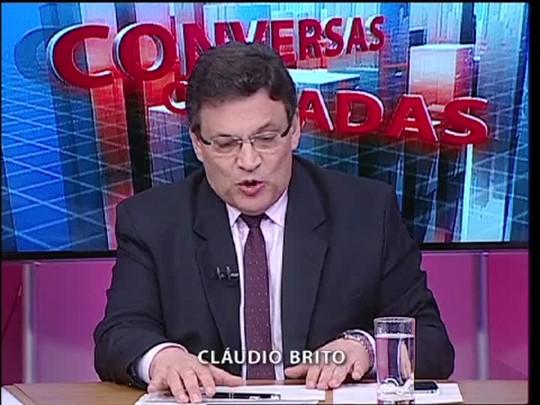 Conversas Cruzadas - Debate sobre a segurança pública no Estado - Bloco 1 - 04/05/15