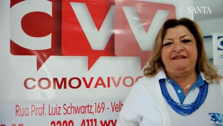 Centro de Valorização da Vida (CVV) de Blumenau