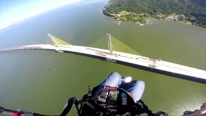 Ponte de Laguna: a obra que promete desafogar o trânsito na BR-101 Sul