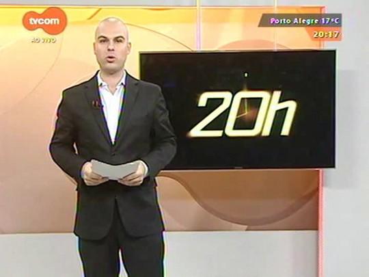 TVCOM 20 Horas - Novo edital do transporte público da capital recebe cinco propostas - 06/07/2015