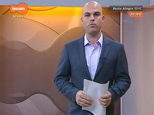 TVCOM 20 Horas - Sobe para 5.000 o número de desabrigados por causa da chuva no estado - 16/07/2015