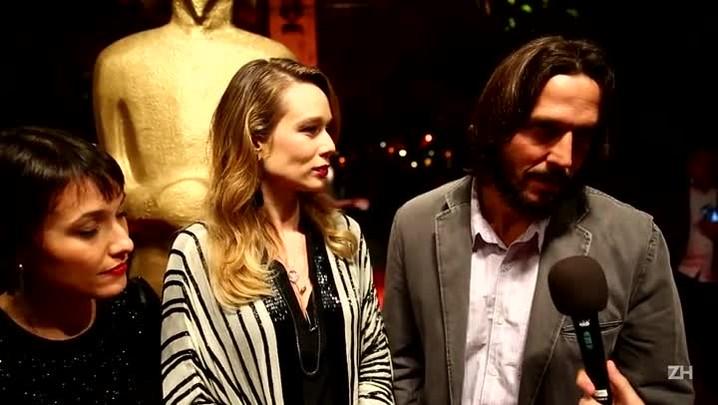 """Mariana Ximenes e Vladimir Brichta falam sobre o filme \""""Um Homem Só\"""""""
