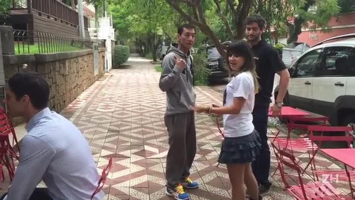 Fernanda Pandolfi e a nova rua mais badalada da cidade