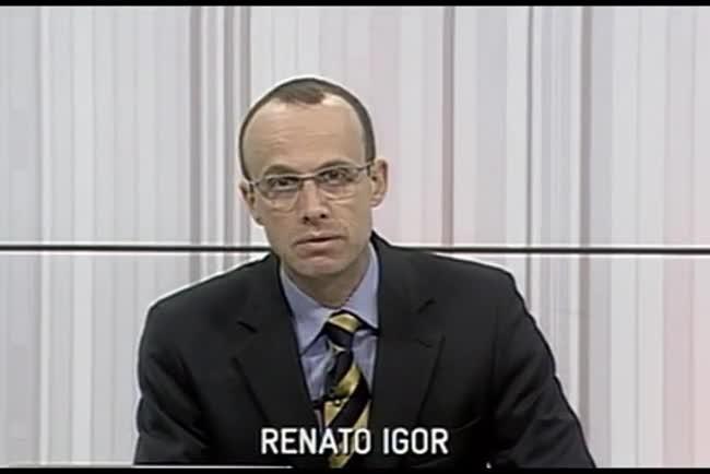 TVCOM Conversas Cruzadas. 1º Bloco. 20.11.15