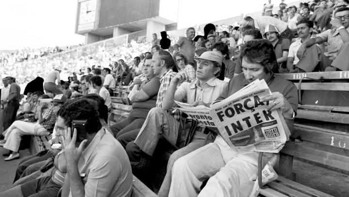 Jogadores relembram Inter de 1975