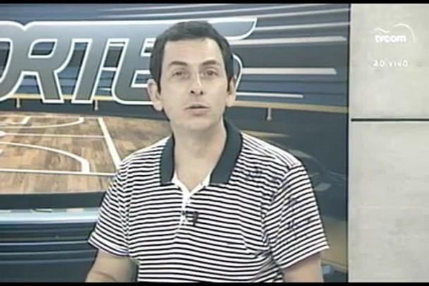 TVCOM Esportes. 3º Bloco. 08.01.16