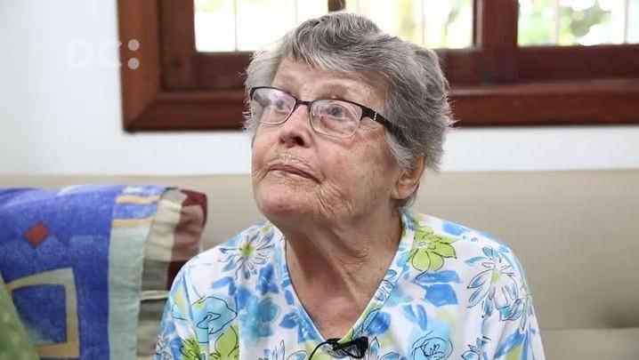 Sita Eger conta como conheceu Benício Pereira dentro do Hospital