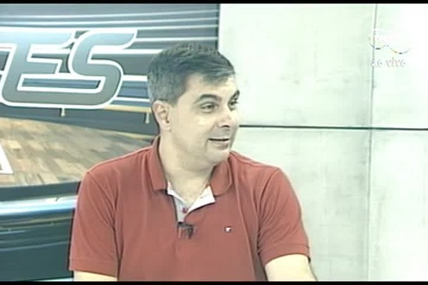 TVCOM Esportes. 3º Bloco. 20.04.16