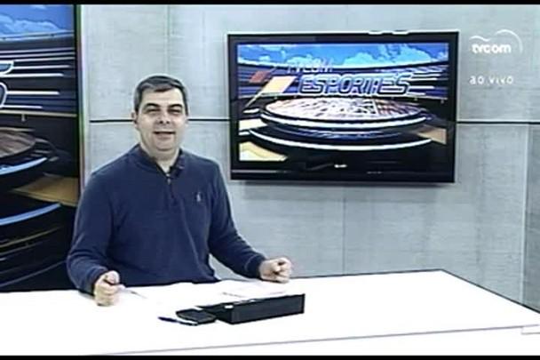 TVCOM Esportes. 1º Bloco. 01.06.16