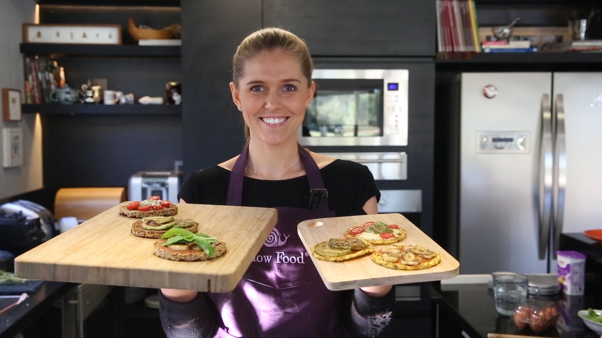 Dia da Pizza: aprenda duas receitas saudáveis do prato