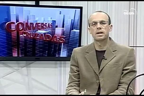 TVCOM Conversas Cruzadas. 2º Bloco. 11.07.16