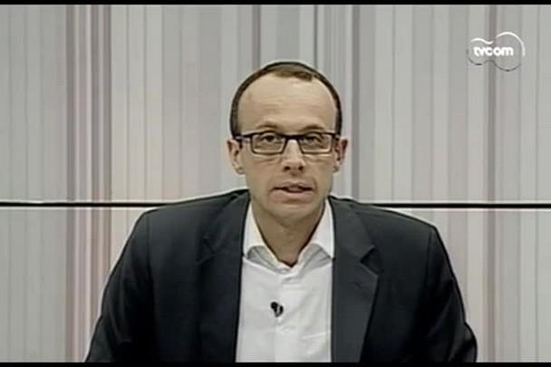 TVCOM Conversas Cruzadas. 1º Bloco. 26.08.16