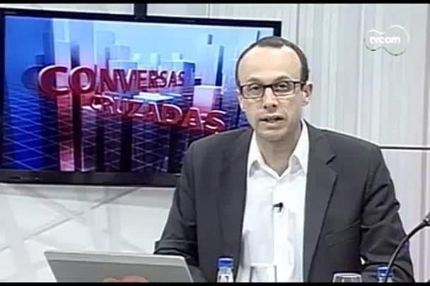 TVCOM Conversas Cruzadas. 2º Bloco. 31.08.16